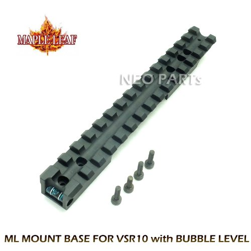 ML MOUNT BASE with bubble level for VSR10/버블레벨 마운트베이스