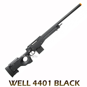 WELL L96 AWS BLACK(WELL 4401 블랙)
