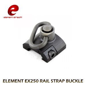ELEMENT EX250 QD RAIL STRAP BUCKLE/블랙,TAN색상선택