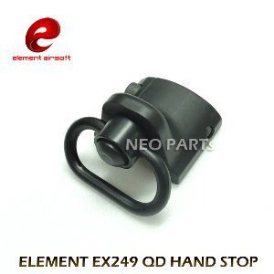 ELEMENT EX249 HAND STOP WITH QD SWIVEL