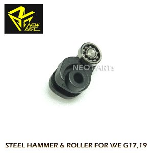 NEW AGE STEEL HAMMER & ROLLER FOR WE G17/WE G17,19,35용 스틸해머와 베어링셋