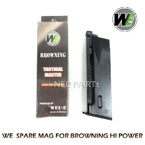 WE BROWNING HI POWER용 스페어 매거진