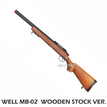 WELL MB-02 WOOD