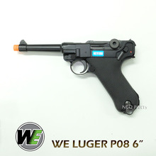 WE LUGER P08 4""