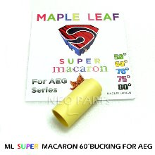 ML SUPER MACARON 60˚ for AEG/수퍼마카롱 60도
