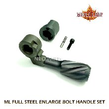ML FULL STEEL BOLT HANDLE SET VSR10/풀스틸 볼트핸들 셋 VSR10용