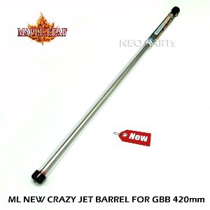 ML NEW 6.02 CRAZY JET BARREL/420mm