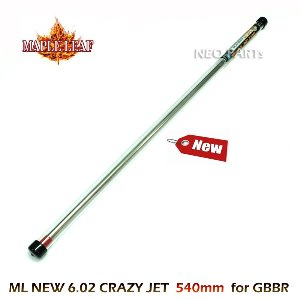 ML NEW 6.02 CRAZY JET BARREL/540mm