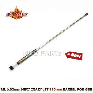 ML NEW 6.02 CRAZY JET BARREL/590mm